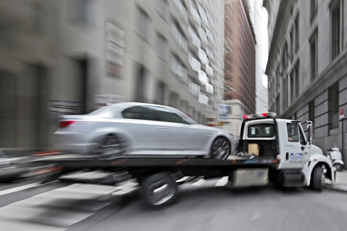 Flat Bed Towing Services